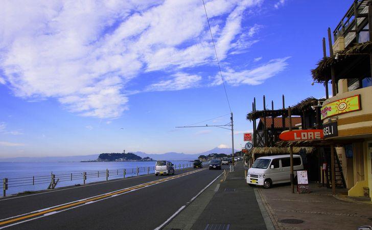 スポット 江ノ島 おすすめ